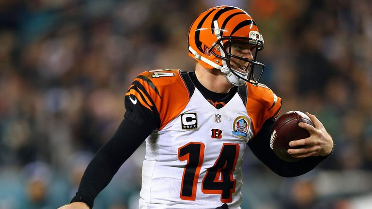 Dalton: can he inspire Cincinnati this season?