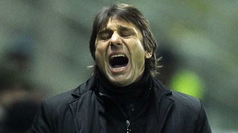 Antonio Conte: Tremendous 2012 for Juventus