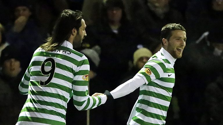 Adam Matthews: Raring to feature again for Celtic