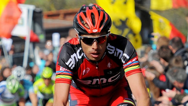 Alessandro Ballan joined BMC Racing in 2010