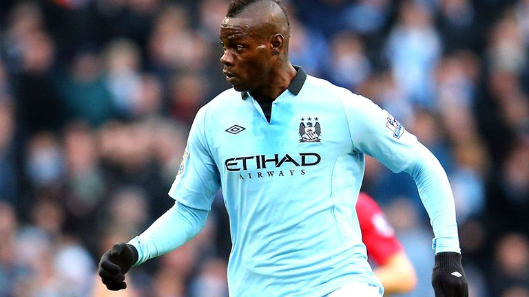 Mario Balotelli has resolved his dispute with Manchester City