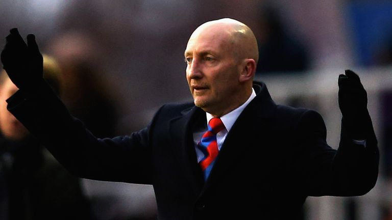 Ian Holloway: Looking to add fresh faces in the January transfer window