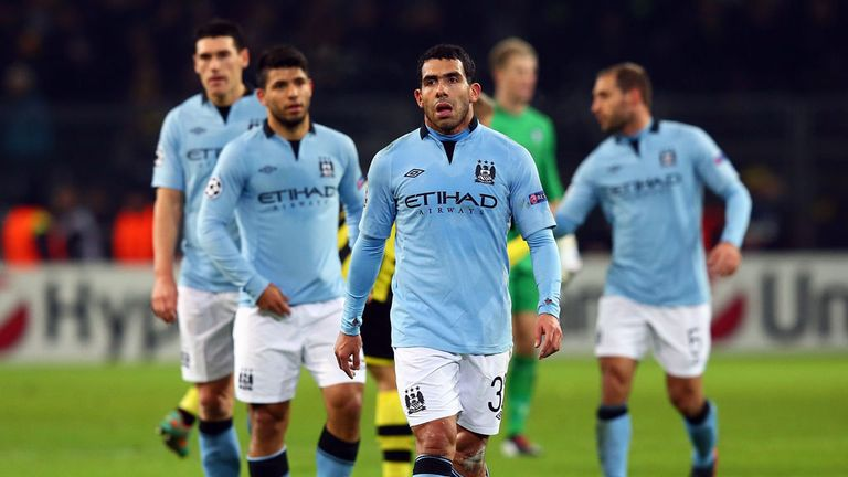 Aguero and Tevez: Pair would benefit from regular matches together, says Jamie