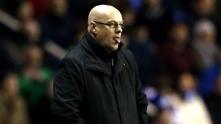 Brian McDermott: Reading boss knows the size of the task against Chelsea