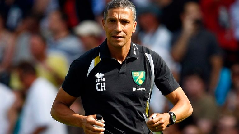 Chris Hughton: A chirpy Canary