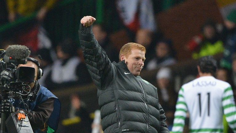 Neil Lennon: Happy with his team's attitude