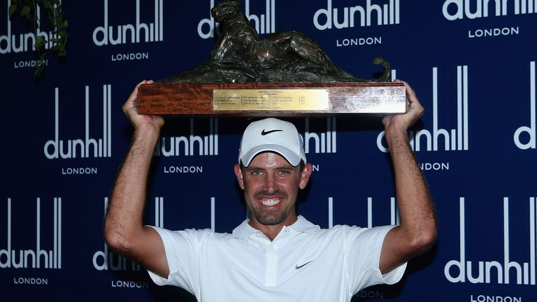 Charl Schwartzel: Another double-figure margin of victory