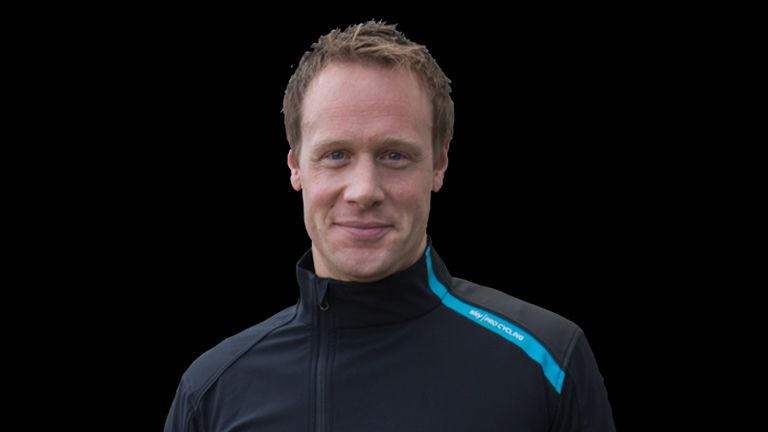 Dan Hunt: Worked with Team Sky in 2010