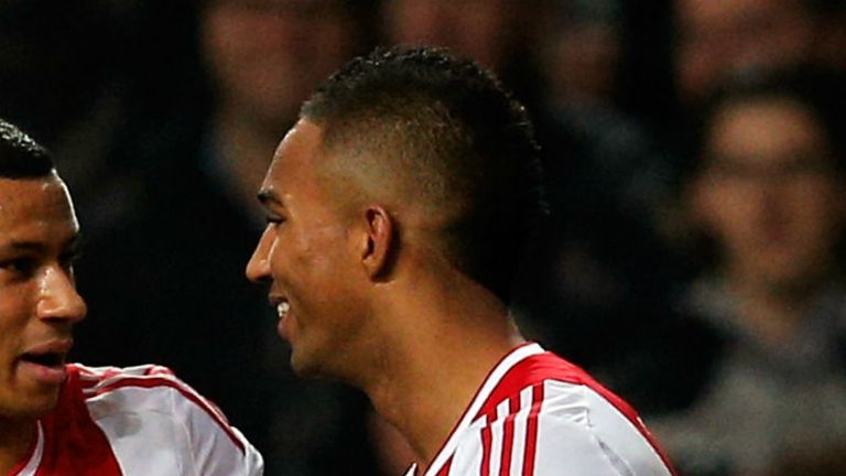 Danny Hoesen: Scored for Ajax against PSV