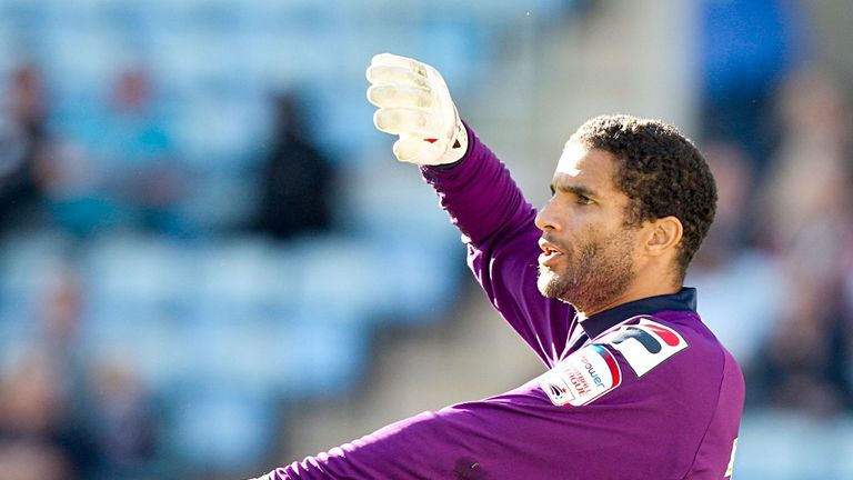 David James: Returning to Fratton Park