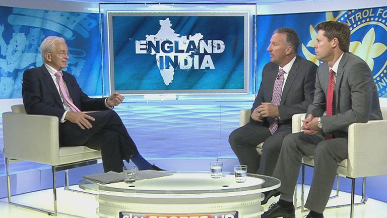 The pundits debate Trott, Cook's dismissal and the importance of first-innings runs