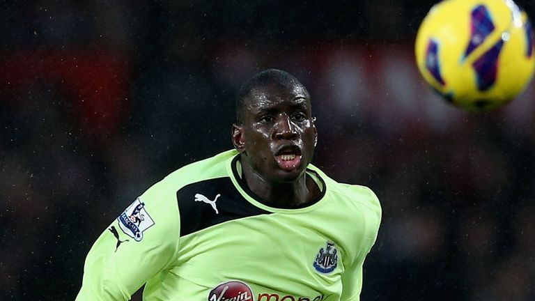 Demba Ba: Interest from Chelsea ahead of the January transfer window