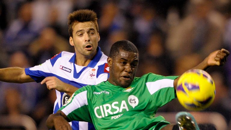Joel Campbell: Has impressed during season-long loan spell in Spain