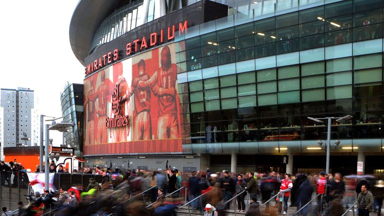 Emirates Stadium: Fans want to see Arsenal spend more money on players