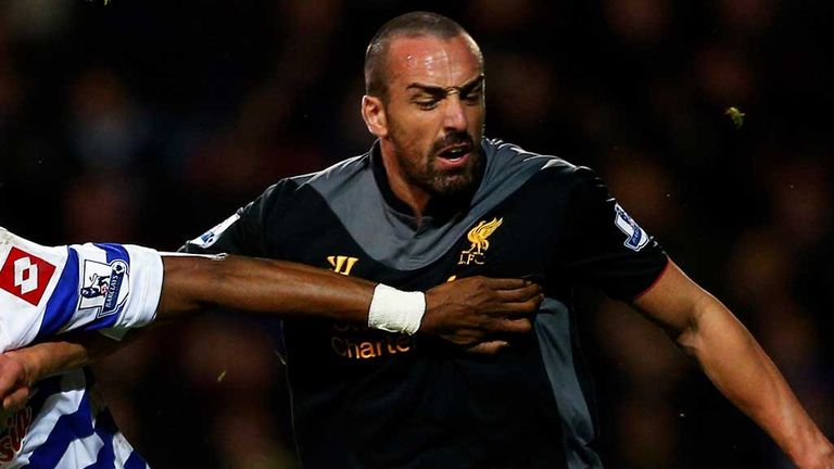 Jose Enrique: Hamstring injury for the Spanish full-back