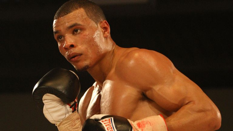 Chris Eubank Jr: improved professional record to 8-0