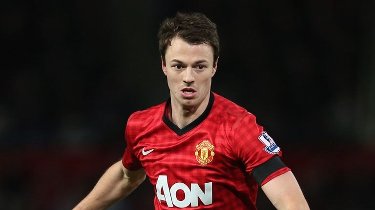Jonny Evans: Relishing prospect of three games in eight days