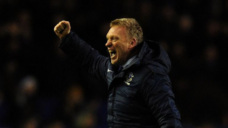 David Moyes: Stars won't be leaving in January