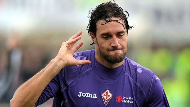 Luca Toni: Hopes to stay on at Fiorentina if wanted by the club