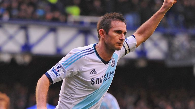 Frank Lampard: Hopes Chelsea can snatch the title
