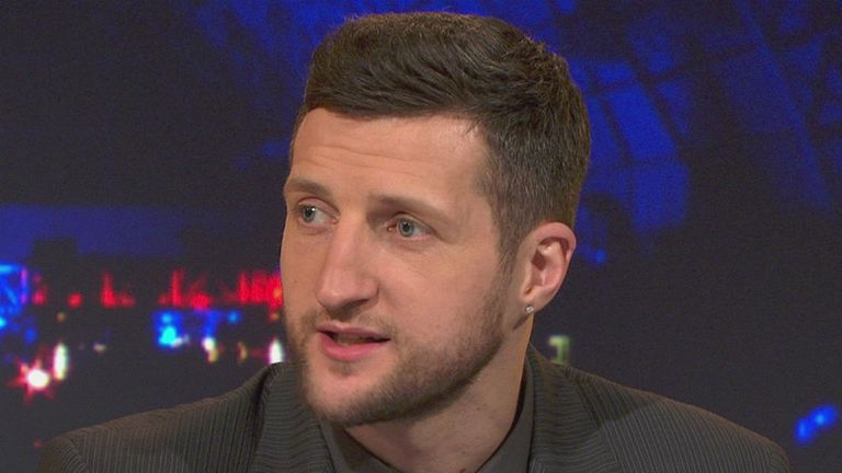 Carl Froch: In the Sky Sports studio to see Mikkel Kessler defeat Brian Magee inside three