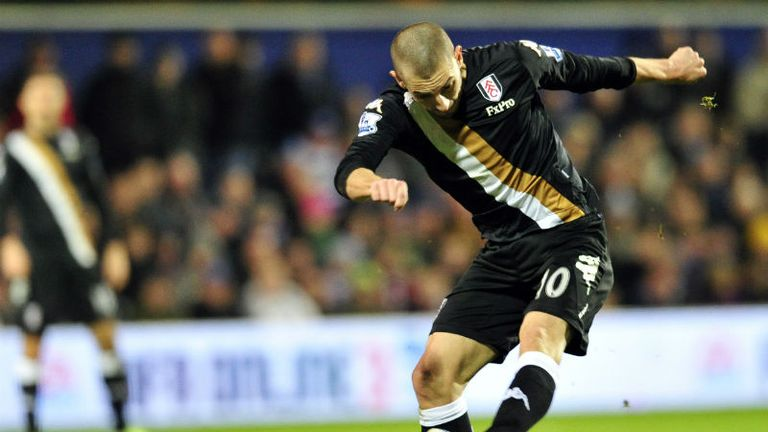 Mladen Petric: Fulham striker says he has had offers of a return to Switzerland