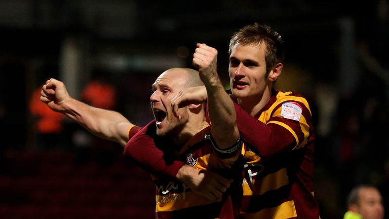 Gary Jones: The Bantams skipper says Arsenal should be embarrassed