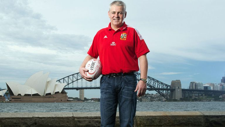 Warren Gatland: Plea to Scots to step up in Six Nations