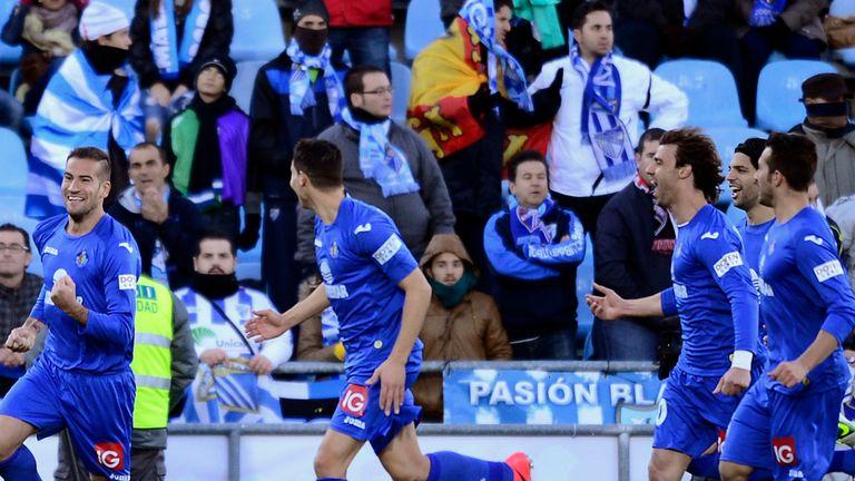 Getafe: 1-0 victors over Bilbao