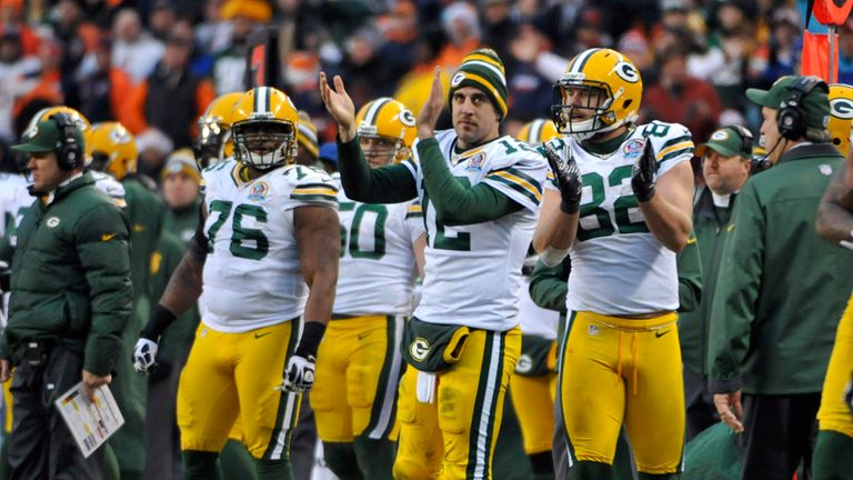 Aaron Rodgers: Leading Packers into the play-offs