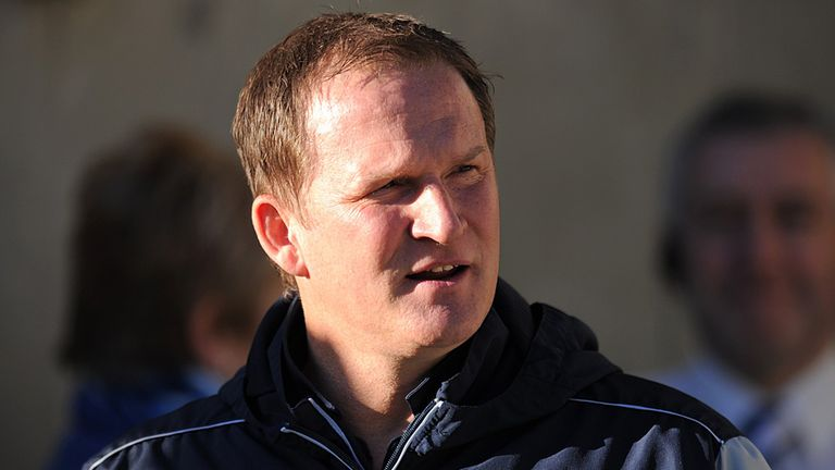 Simon Grayson: Frustrated by defeat to local rivals Leeds
