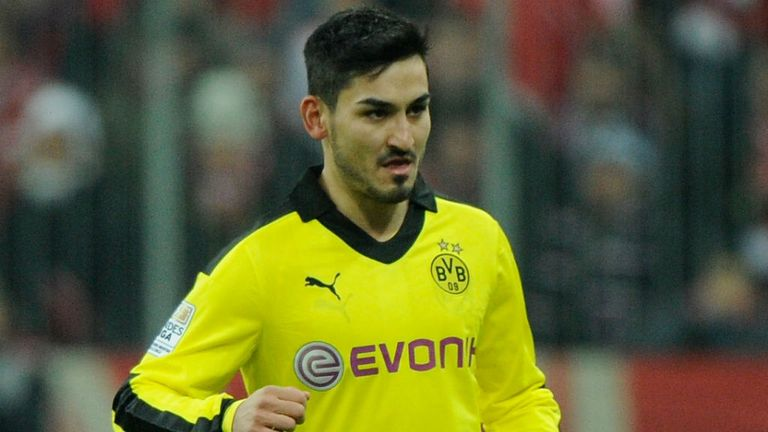 Ilkay Gundogan: Would look at England or Spain