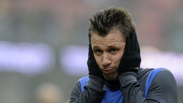 Antonio Cassano: Has had a troubled career so far