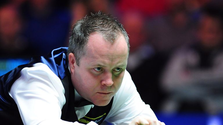 John Higgins: Had the victory at his mercy in the deciding frame