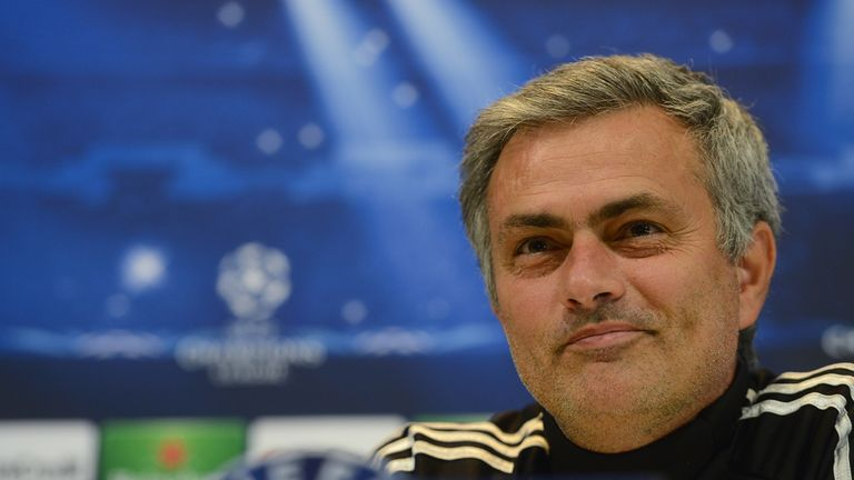 Jose Mourinho: Real Madrid boss staying tight-lipped on his future