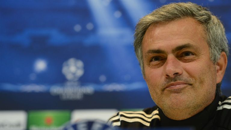 Jose Mourinho: Reasons to be cheerful