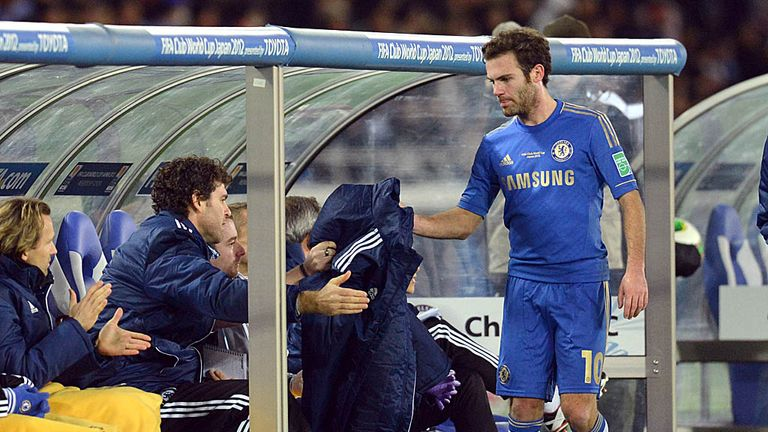 Juan Mata: Told the history of past Chelsea and Leeds clashes