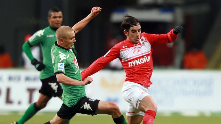 Jose Jurado: Insists Spartak Moscow will be going for the win against Celtic