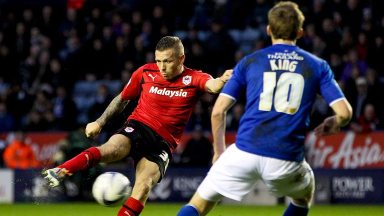 Craig Bellamy: Solitary strike saw Cardiff to three more points