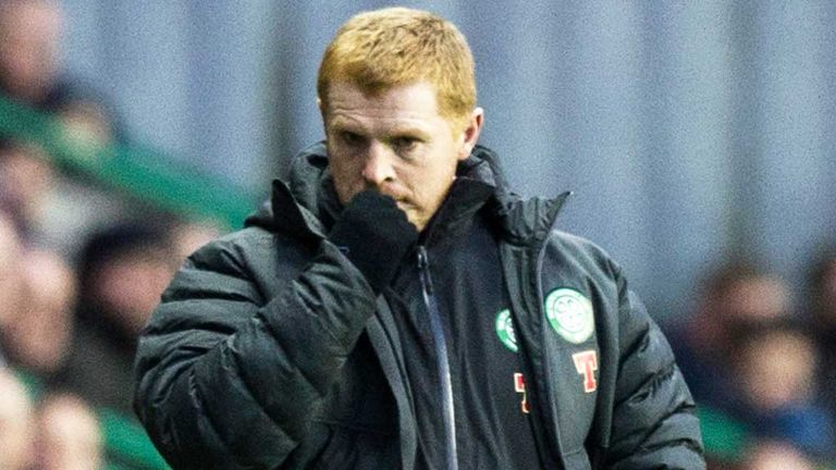 Neil Lennon: Celtic manager rules out making an expensive signing in January