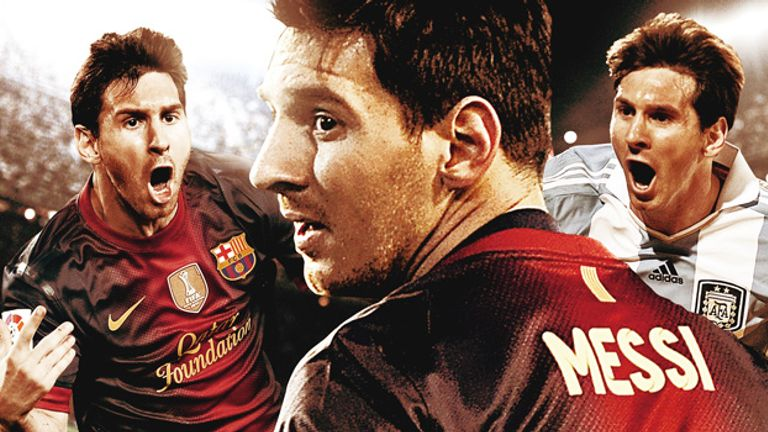 Lionel Messi: The greatest player of all time?