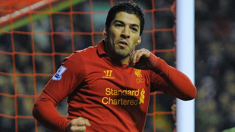 Luis Suarez: Should seek to stay at Liverpool, says Kolo Toure