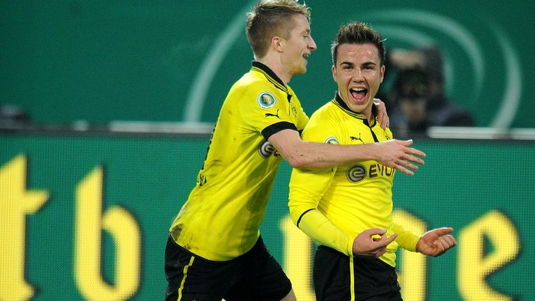 Mario Gotze: Borussia Dortmund playmaker won't rule out future move