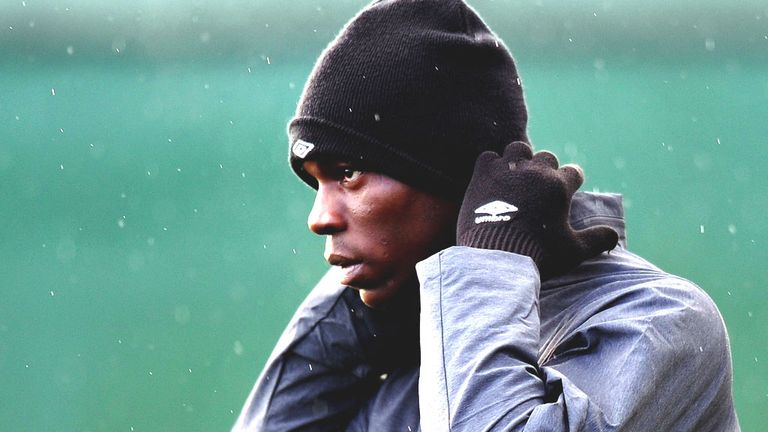 Mario Balotelli: Tipped for greatness by Manchester City team-mate