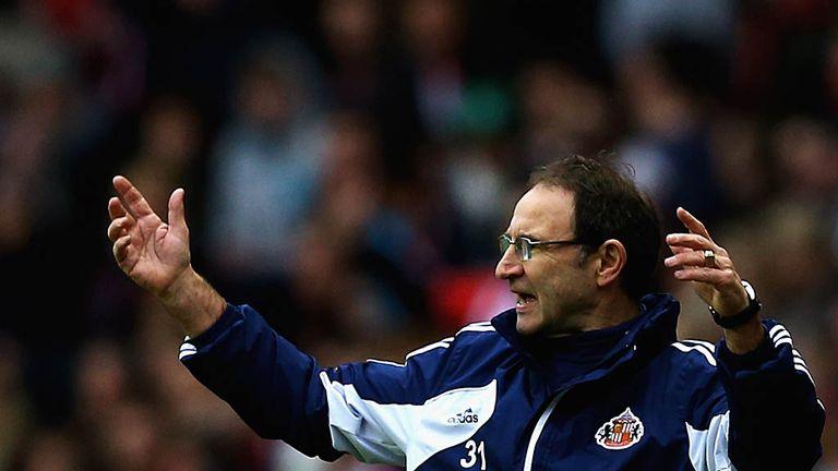 Martin O'Neill: Demanding more consistency from Sunderland