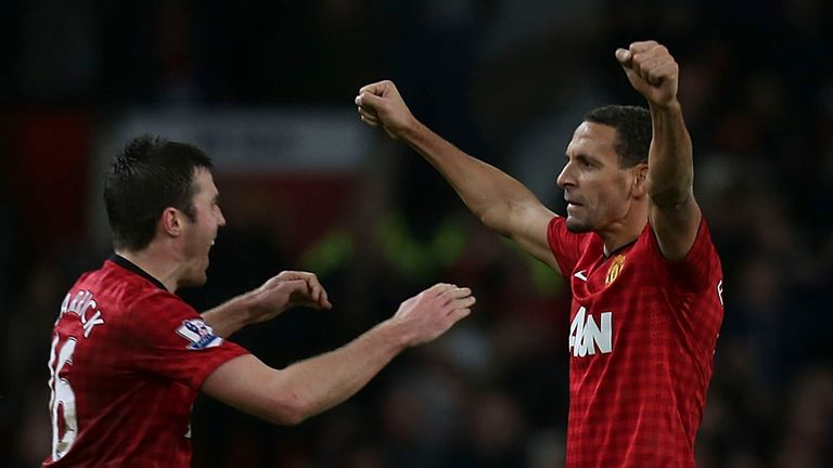 Rio Ferdinand: Says United need to keep their focus as no medals have been handed out yet