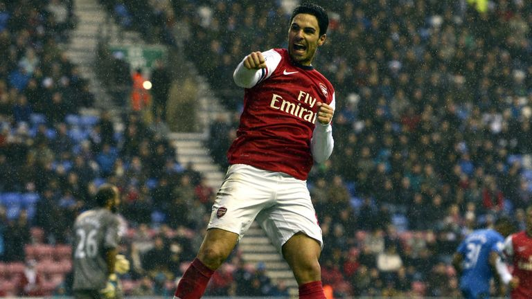 Mikel Arteta: Due to have scan on injured calf