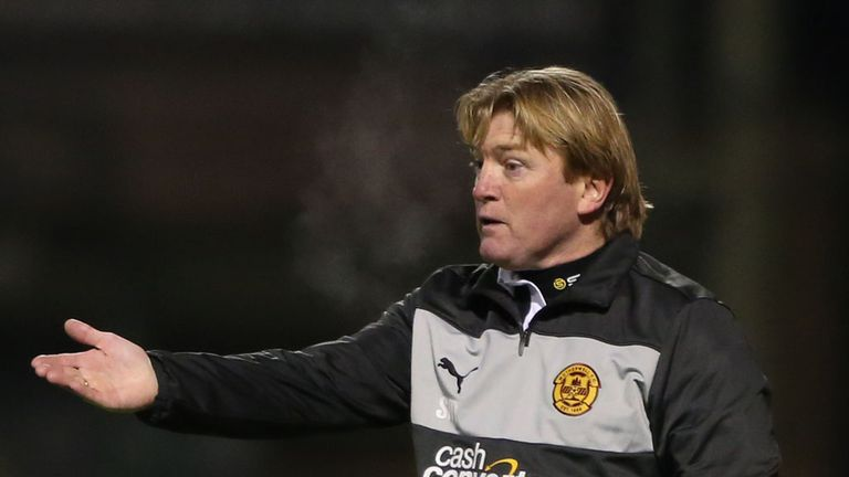 Stuart McCall: Went with three forward players