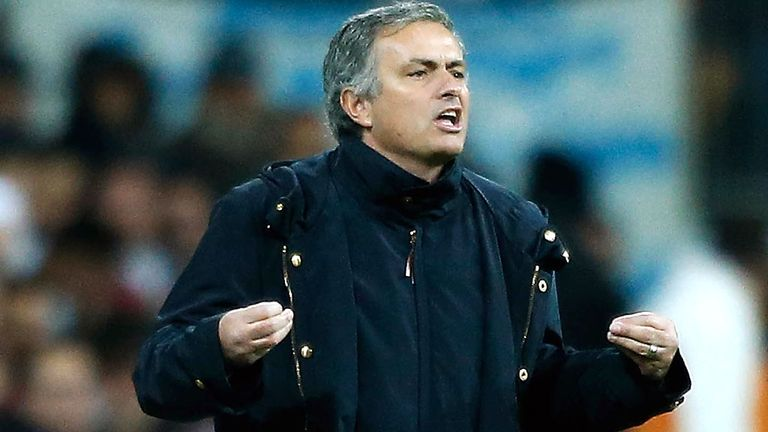 Jose Mourinho: Expected to leave Real Madrid at the end of the season