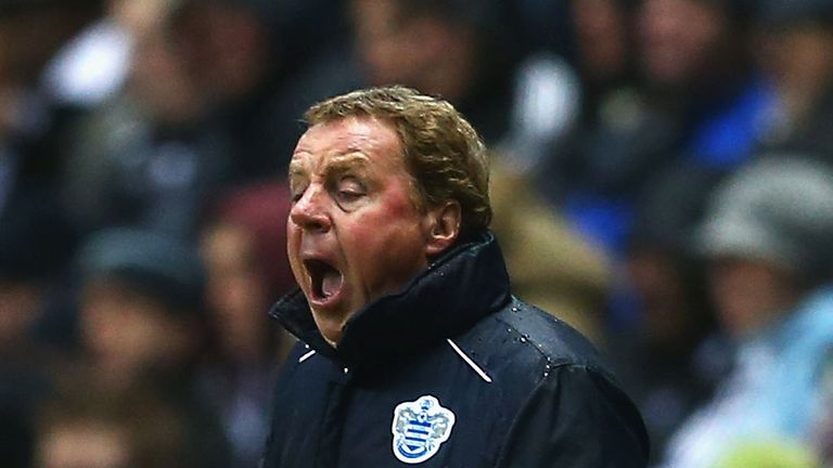 "Harry Redknapp: Clarifies attack he made on ""overpaid"" players"